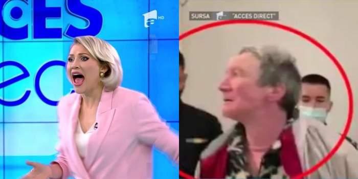 """Acces Direct. Mirela Vaida, prima reacție la TV, după ce atacatoarea sa a fost trimisă în judecată: """"Dacă venea îmbrăcată nu pățea nimic..."""" / VIDEO"""