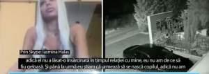 Iasmina Halas, acuzată că i-a incendiat mașina fostului iubit. Cum a răspuns vedeta reproșurilor ce i s-au adus / VIDEO