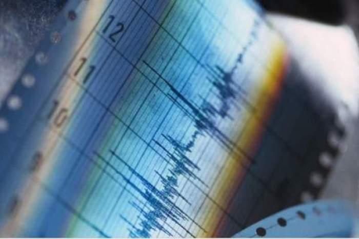 Cutremur în România în această seară. Seismul s-a înregistrat în zona Vrancea