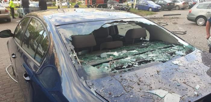Telefonul folosit la detonarea mașinii lui Ioan Crișan a fost găsit. Ce s-a găsit în interiorul dispozitivului