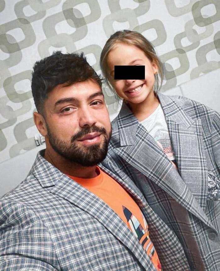 Hotărârea luată de Sorin Nicolescu, după despărțirea de Anda Adam. Unde sunt acum încă soțul artistei și fiica lor, Evelin
