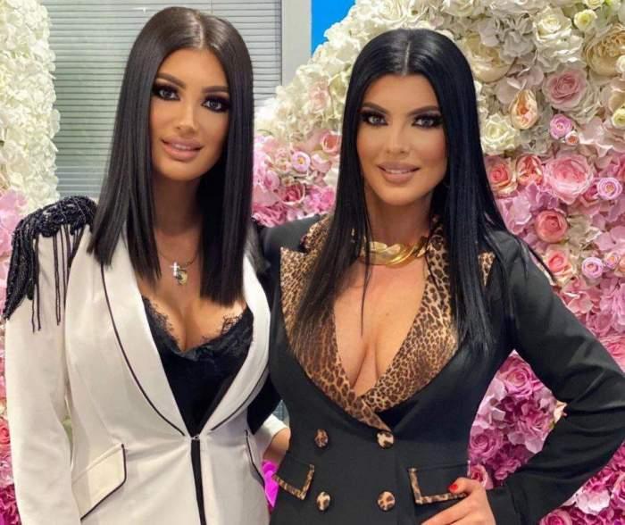 Cum se înțeleg, de fapt, Andreea Tonciu și sora ei. Vedeta este principalul sfătuitor pentru Lorena / VIDEO