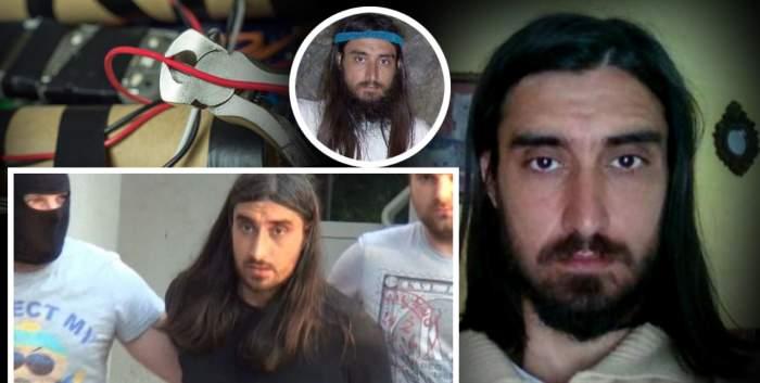 Verdict neașteptat în dosarul teroristului care a detonat o bombă, în public / Detalii exclusive
