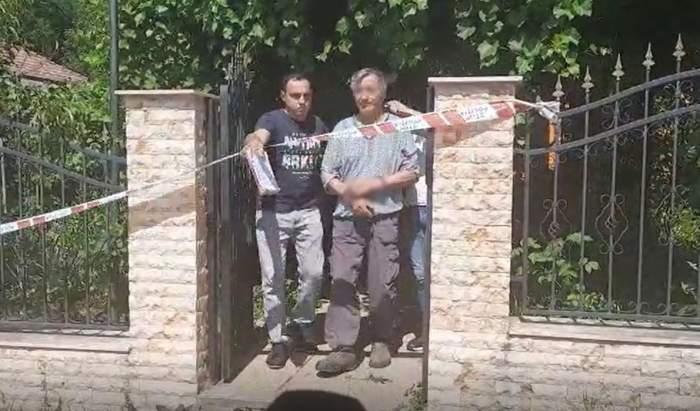 """Un bărbat din Argeș și-a omorât soția, iar mai apoi s-a ascuns în podul casei. Ce explicație le-a dat jurnaliștilor: """"Am ucis-o din plăcere"""""""