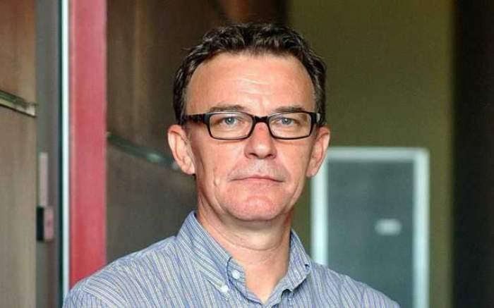 Jurnalistul Raico Cornea