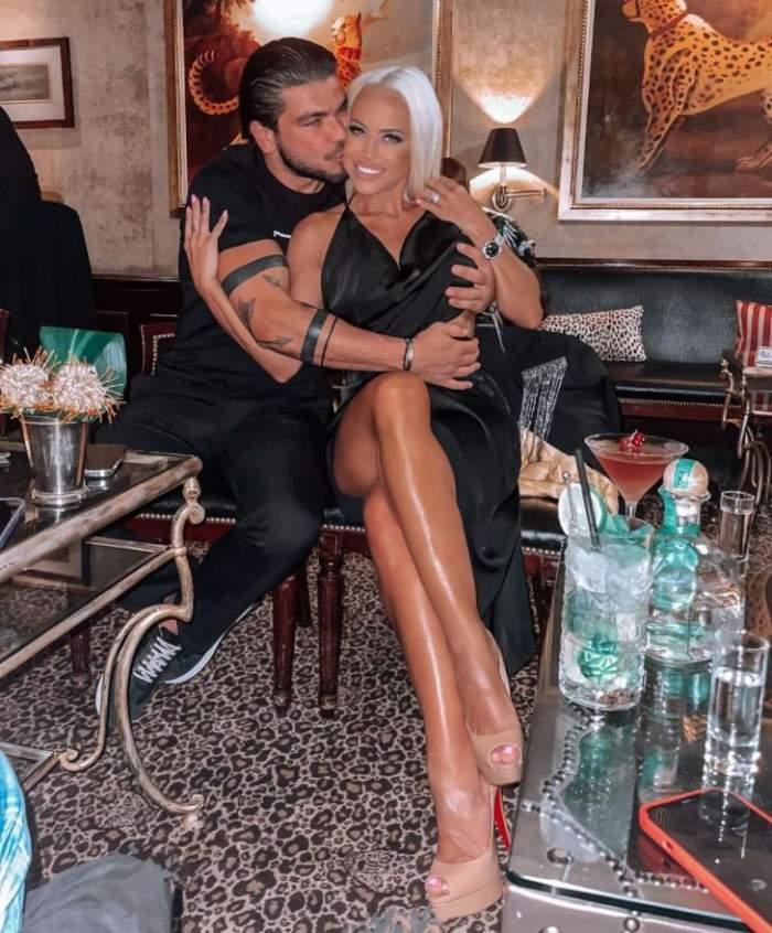 Anda Adam și iubitul nu se mai ascund! În ce ipostaze incendiare s-au fotografiat cei doi, în vacanță / FOTO