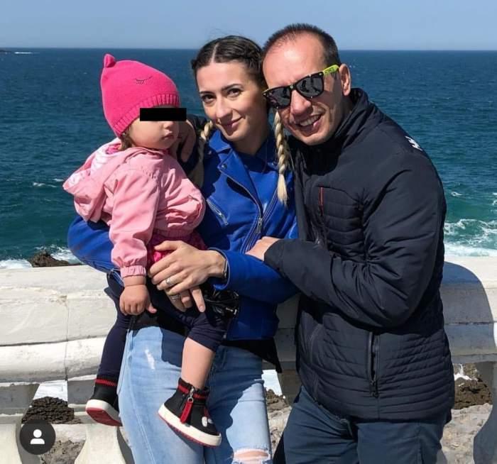 """Momentul în care Vali Porcișteanu își calcă soția cu mașina. Sora și fiica victimei se aflau la fața locului: """"Nu mai călca pe el!"""" / VIDEO"""