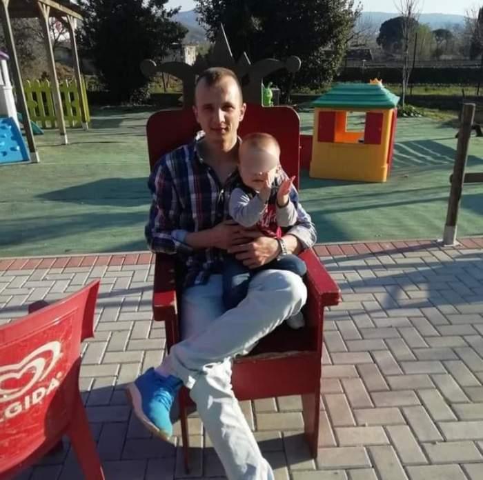 Român mort în Italia de mână cu fiul de trei ani. Șoferul care i-a accidentat a încercat să îi salveze. De ce sunt vecinii revoltați