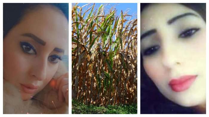 Două tinere au fost ucise pe un lan de porumb, strivite de un utilaj. Una din ele a sunat după ajutor, dar au fost găsite după 30 de ore