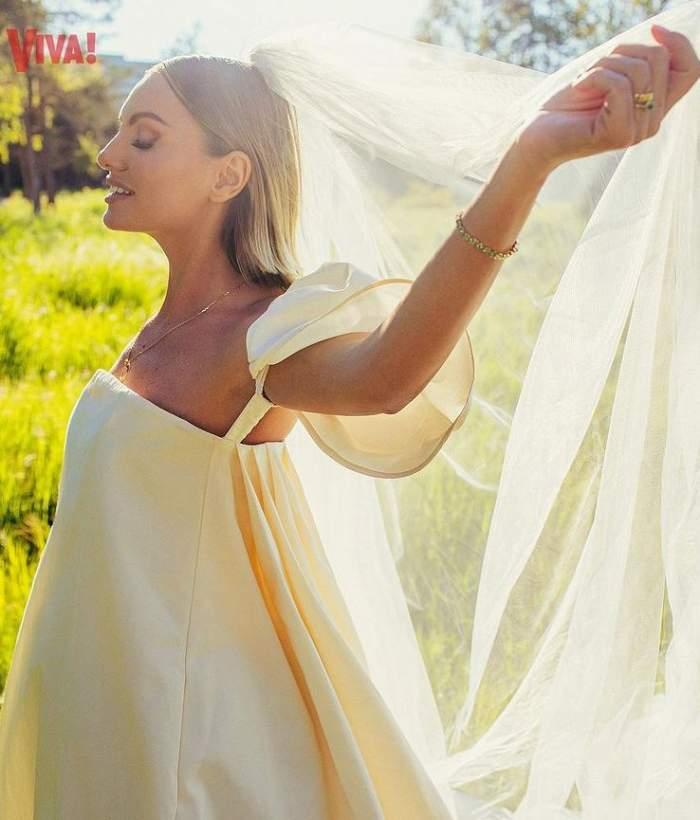 Alexandra Stan, imagini emoționante de la nunta cu Emanuel Necatu. Ce nu s-a văzut de la fericitul eveniment / VIDEO