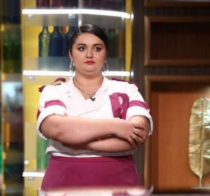 """Narcisa Birjaru, câștigătoarea """"Chefi la cuțite"""", a fost angajată la hotelul lui Cristi Borcea. """"Vă promit surprize culinare extraordinare"""""""