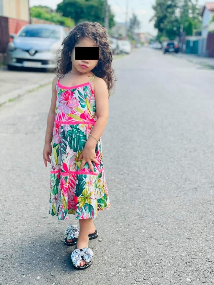 Fiica lui Tzancă Uraganu, filmată în ipostaze incredibile. Cum și-a surprins Lambada copilul / FOTO