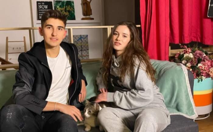 """Ioana Ignat și Sebastian Dobrincu s-au despărțit? Cei doi formau un cuplu de doar patru luni: """"Nu vreau să vorbesc"""""""