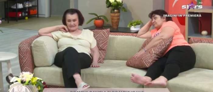 Doamna Daniela și doamna Ioana, discuție despre Romina și Ionuț. Ce părere au cele două despre relație tinerilor concurenți / VIDEO