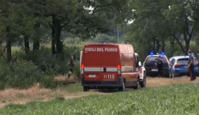 Tinerele moarte în lanul de porumb din Italia ar fi consumat alcool și droguri cu o româncă și patru marocani, înainte de accident