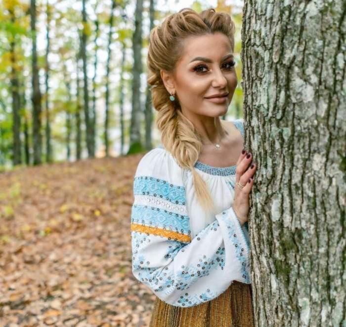 """De ce nu vrea Emilia Ghinescu nuntă mare și cu dar. Artista și iubitul ei își unesc destinele, după 10 ani de relație: """"Era și cazul"""""""