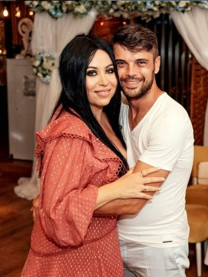 """Marius Elisei, mesaj de iubire pentru Oana Roman. Ipostaze tandre cu cei doi: """"Cu tine fiecare zi e cea mai frumoasă"""""""