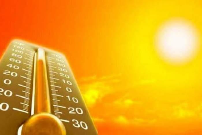 Prima zi din august a atins temperaturi record! ANM a emis cod portocaliu de caniculă pentru mai multe zone din Sudul țării