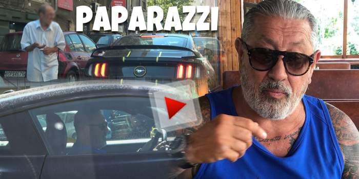 Serghei Mizil și-a luat mașină de peste 40.000 de euro, dar n-are bani pentru cerșetori. Cum a fost surprins afaceristul / PAPARAZZI