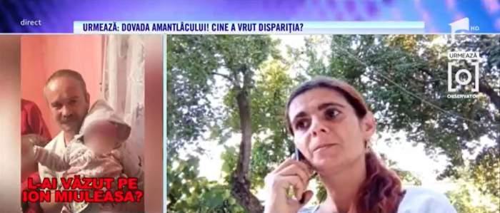 """Acces Direct. Soția presupusului amant al soției lui Ion Minuleasa rupe tăcerea. Ce a găsit femeia în telefonul bărbatului: """"Uite fata noastră"""" / VIDEO"""