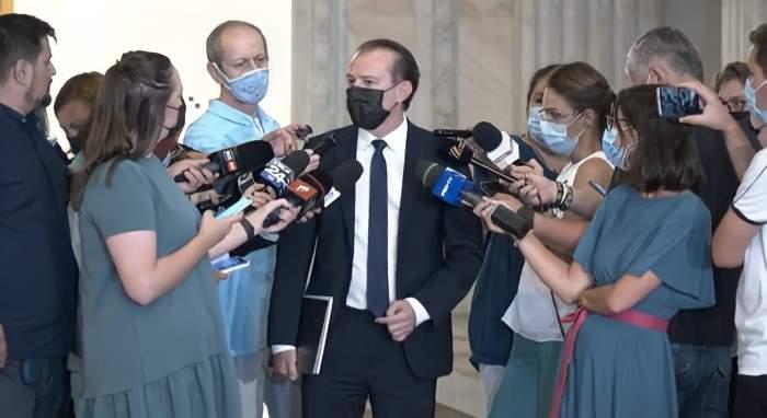 """Premierul Florin Cîțu vrea să stimuleze campania de vaccinare: """"Oferim vouchere în valoare de 100 de lei"""". Ce decizie a luat pentru cei deja vaccinați"""