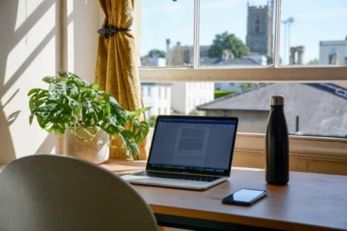Munca de acasă: 3 metode de a rămâne productiv (P)