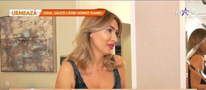 Nazila Saki, în casa ei cu echipa Antena Stars