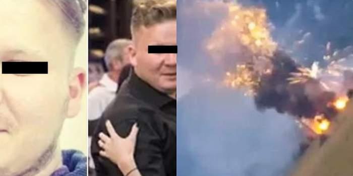 barbat murit explozie brasov