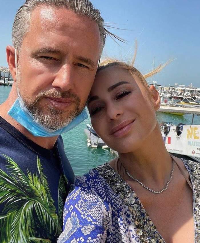 Cu ce bărbat celebru s-a afișat Anamaria Prodan, după ce Laurențiu Reghecampf a anunțat divorțul. Este tot un antrenor cunoscut!