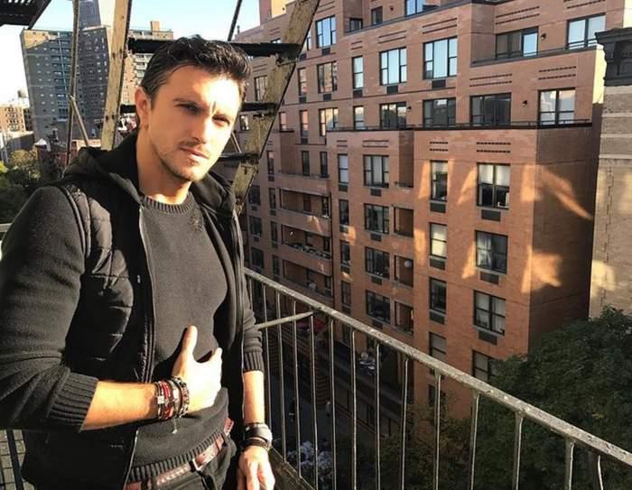 dragos savulescu la balcon