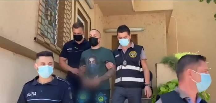 """""""Teroristul din Mamaia"""" a fost eliberat și plasat sub control judiciar. Tânărul nu a fost cosiderat ca fiind un pericol public"""