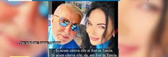 Cum se înțeleg, de fapt, Ioana și Ilie Năstase după marea împăcare. Soția tenismenului a explicat care este relația dintre ei după ce au fost la un pas de divorț / VIDEO