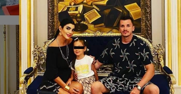 """Clipe de groază pentru Andreea Tonciu, după ce fiica ei a fost preluată la spital, cu ambulanța. Ce i s-a întâmplat Rebeccăi: """"Imposibil așa ceva"""""""