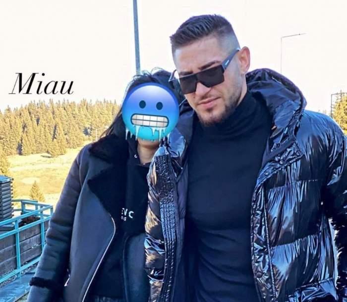 Bogdan Mocanu și iubita misterioasă s-au împăcat. Cei doi au apărut în tandrețuri
