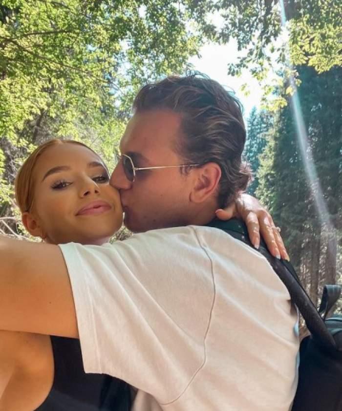 """Carmen Grebenișan, nervoasă pe logodnic după ce a visat că a înșelat-o: """"Sentimentul nu mai dispare"""" / VIDEO"""