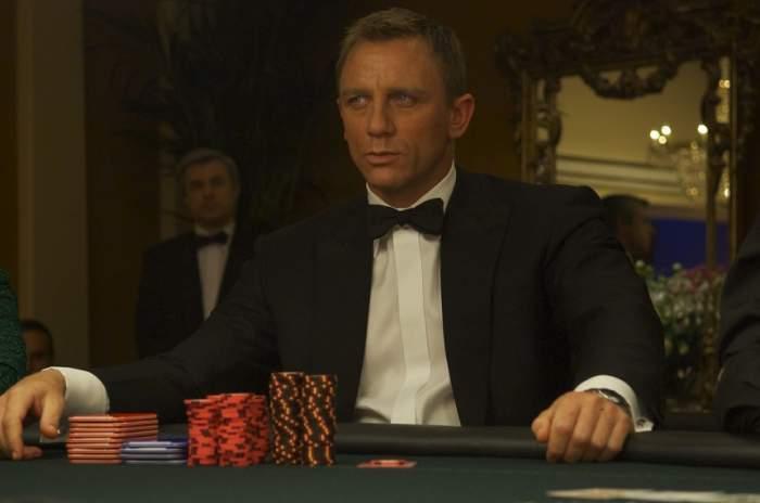 Daniel Craig, în rolul lui James Bond