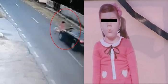 """Mărturisiri cutremurătoare despre accidentul din Dolj în care a murit o fetiță de 7 ani: """"Mergea să-și cheme prietenii la ziua ei"""""""