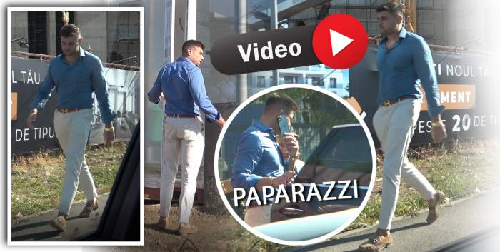 Gigi Becali are un ginere de excepție! Mihai Mincu lasă toate treburile pe spatele său, fără a-și deranja socrul / PAPARAZZI
