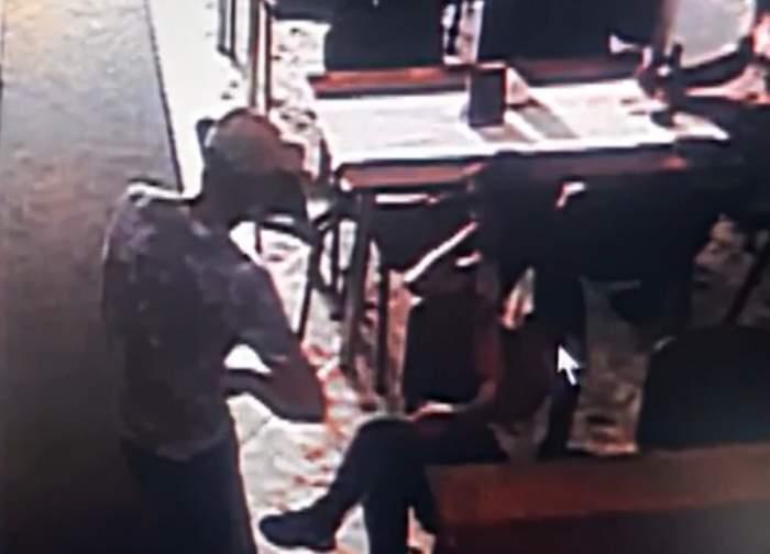 barbat ucis de minora cu ea la restaurant