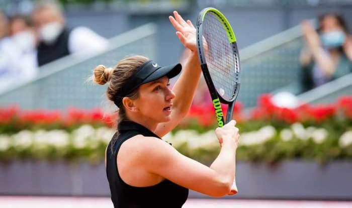 Simona Halep s-a retras de la turneul din Cincinnati, înainte de meciul cu Jessica Pagula