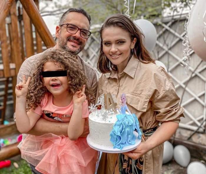 Cristina Șișcanu, soția lui Mădălin Ionescu, a îmbrăcat hainele de doliu. Primul anunț făcut după drama din familia ei