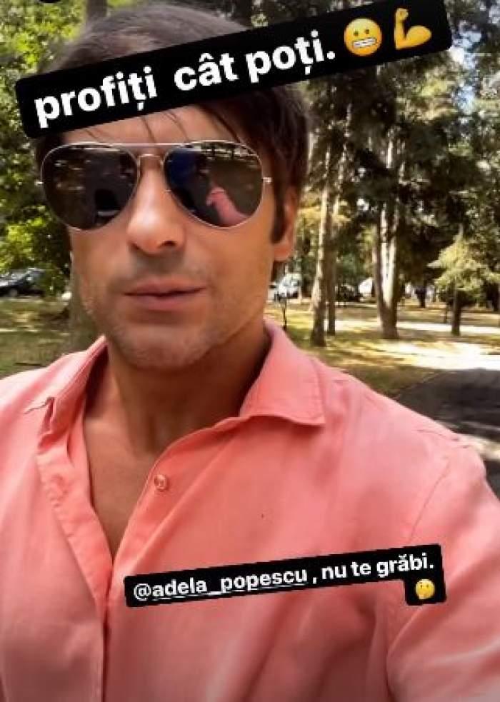 Reacția fabuloasă a lui Radu Vâlcan după ce Adela Popescu l-a lăsat pe post de bonă în timp ce ea se răsfață la salon. Ce declarații a făcut vedeta chiar pe internet / FOTO