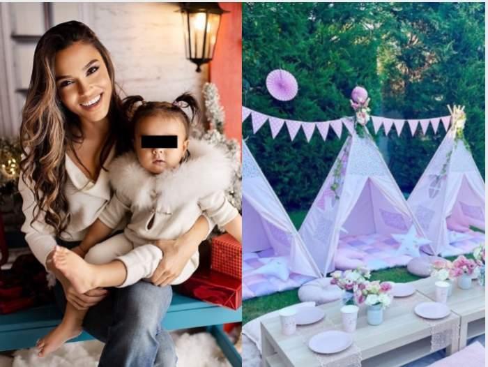 Karmen Simionescu a organizat o petrecere ca în basme pentru ziua de naștere a fiicei sale. Câți ani a împlinit micuța Sofia și cum a arătat evenimentul / FOTO