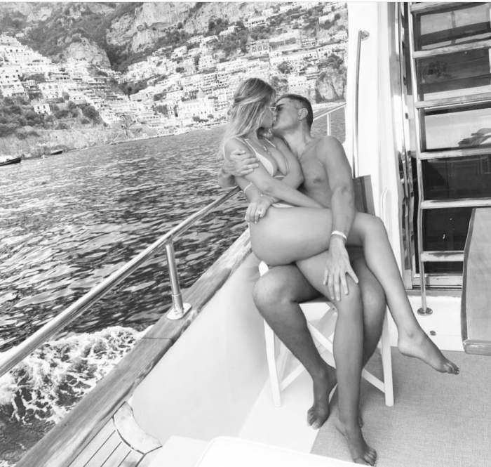 Ce face Laura Dincă, în timp ce Cristian Boureanu anunță despărțirea. Tânăra regretă sfârșitul poveștii de iubire?