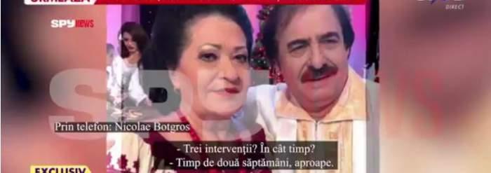 """Nicolae Botgros, primele declarații după moartea soției sale. Artistul a făcut dezvăluiri în lacrimi despre Lidia Bejenaru Botgros: """"Îmi lipsește în fiecare secundă din fiecare minut"""" / VIDEO"""