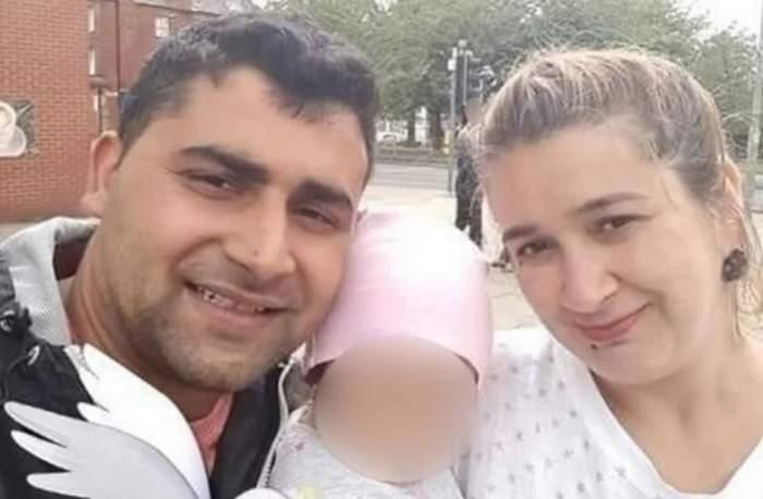 cei doi români și bebelușul lor