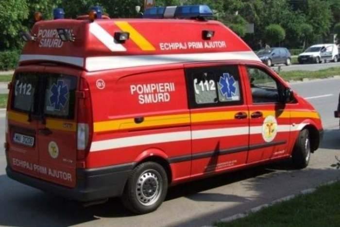 Un echipaj medical din Mureș a fost agresat în timpul unei intervenții de un bărbat aflat în stare de ebrietate