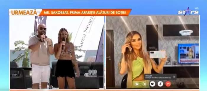 Maria Ilioiu, la Antena Stars