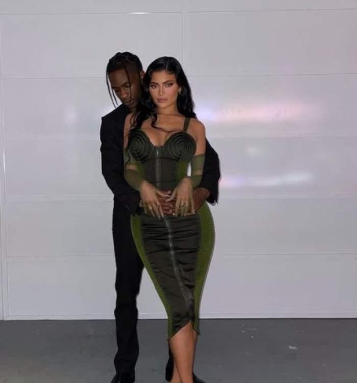 Kylie Jenner, însărcinată pentru a doua oară? Tatăl copilului este tot rapper-ul Travis Scott