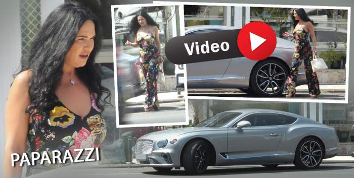 Ioana Năstase, achiziție de milioane! Și-a cumpărat un nou bolid de lux, dar gestul pe care l-a făcut în trafic i-a uimit pe ceilalți șoferi / PAPARAZZI